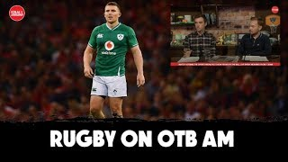 'Toner had dipped - this is an exciting squad' | Schmidt's World Cup plan | Cian Tracey on OTB AM