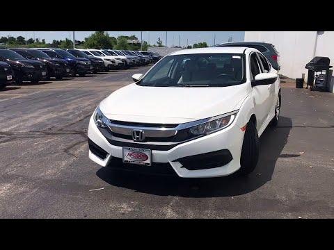2016 Honda Civic Elgin, Schaumburg, Barlett, Barrington, Hoffman Estate, IL PE1635