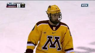 Tyler Motte's 30th Goal of the Year vs. Minnesota