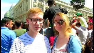 26.06.18. Баку.  💥Как народу военный парад показали💥