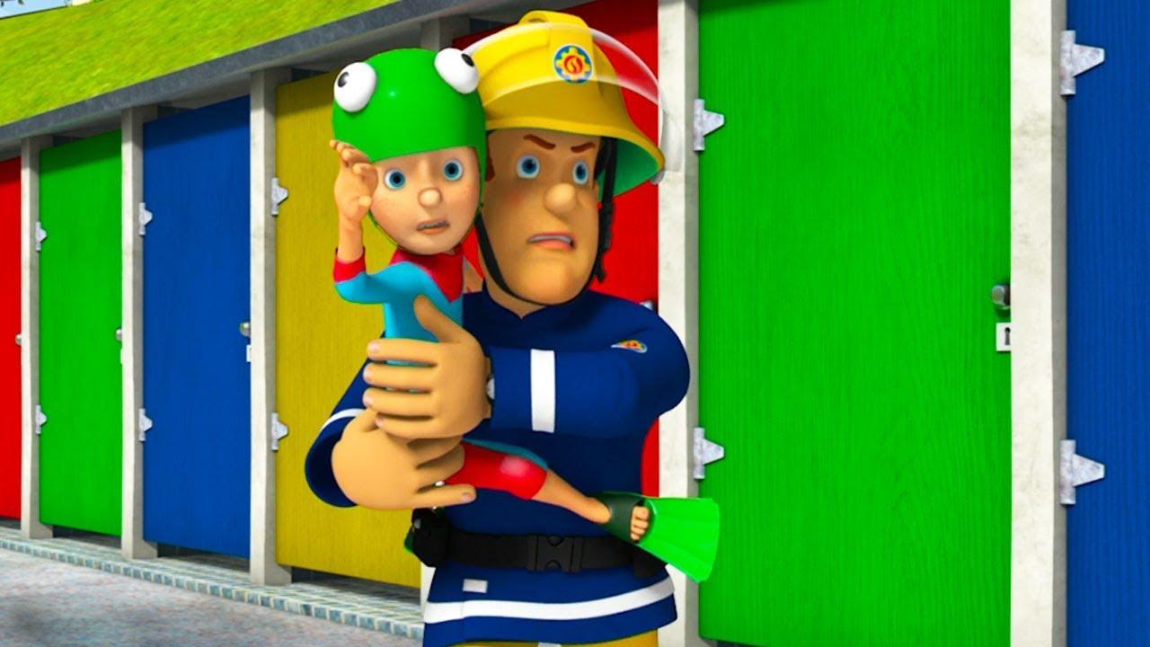 Sam le pompier version francaise sam le pompier appel d - Photo sam le pompier ...