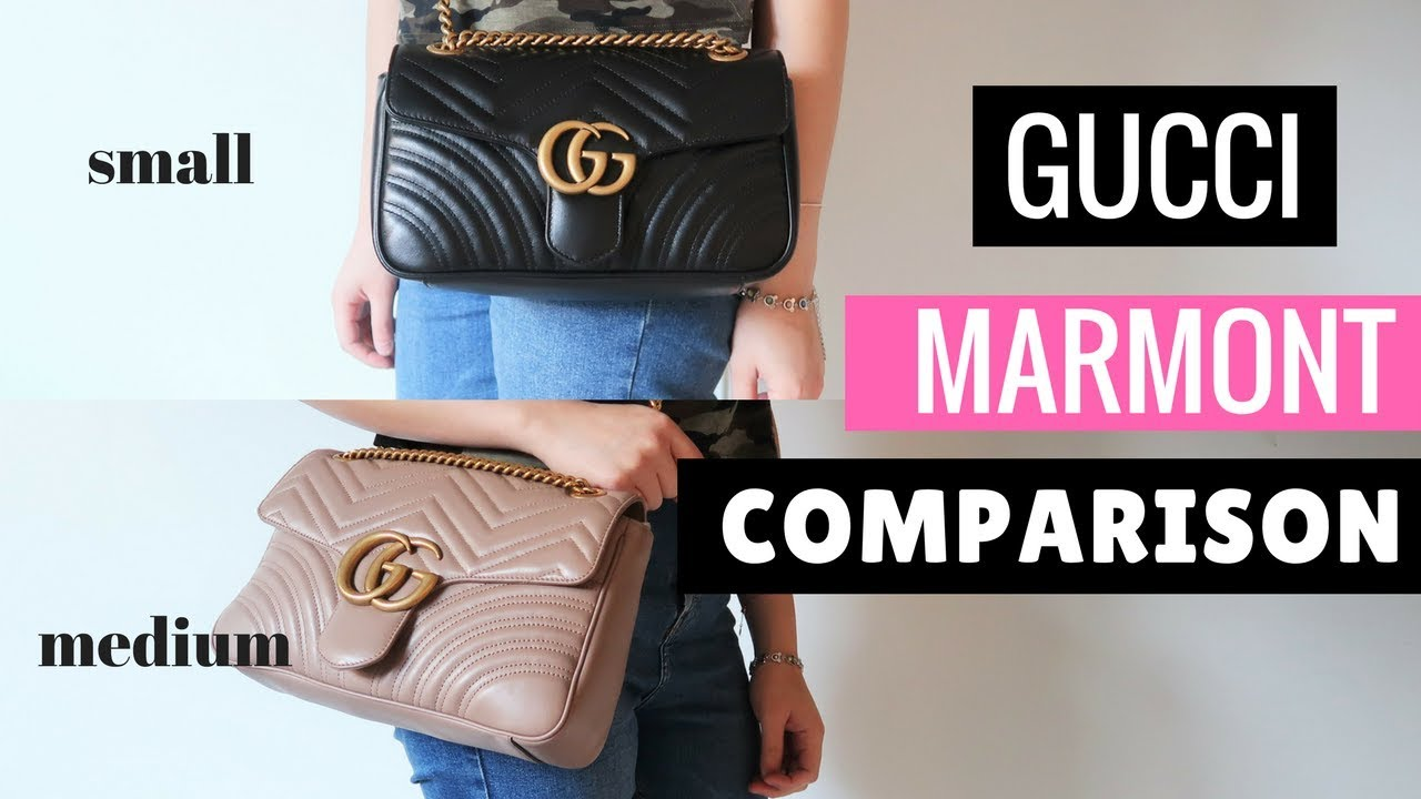 5865fe8a551 GUCCI MARMONT COMPARISON
