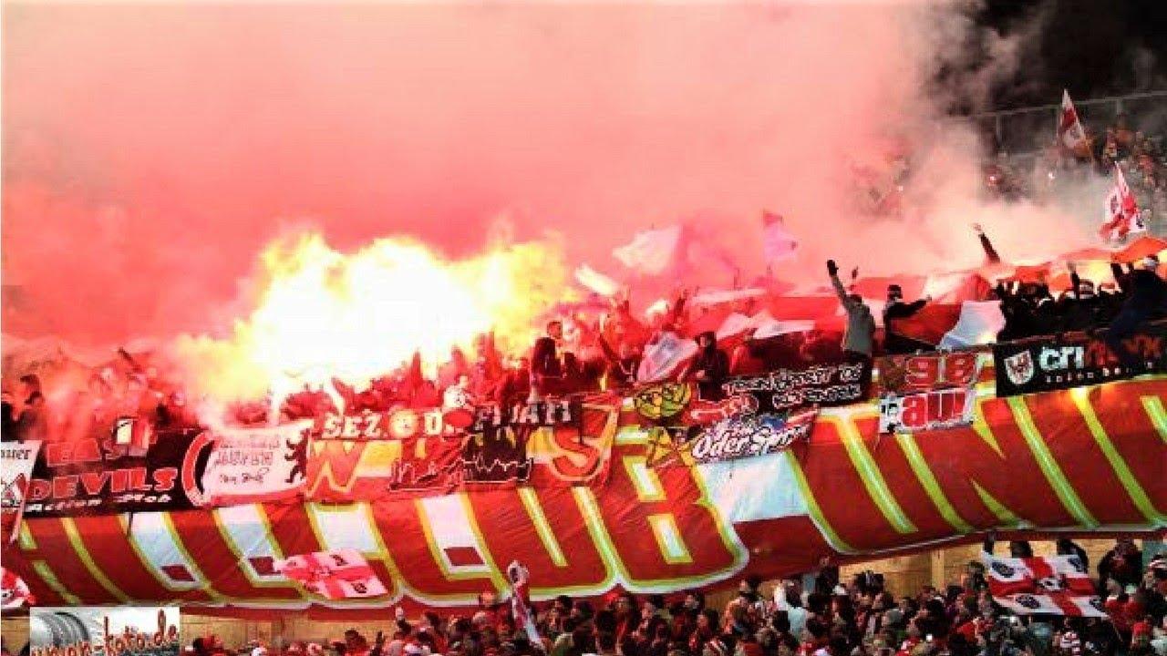 Union Berlin Ultras Best Moments