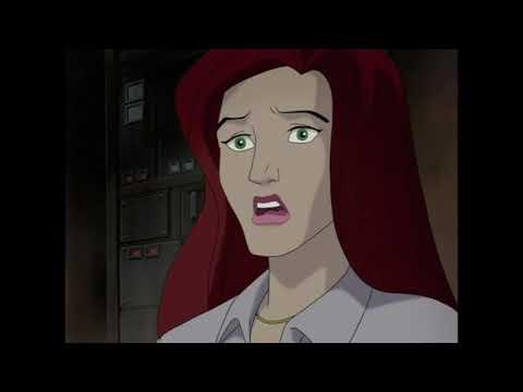 X-Men Evolution Female Action Scenes Part 1