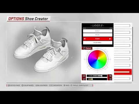 779d39319dae NBA 2K18 Shoe Creator Air Jordan 12 Low  Wolf Grey