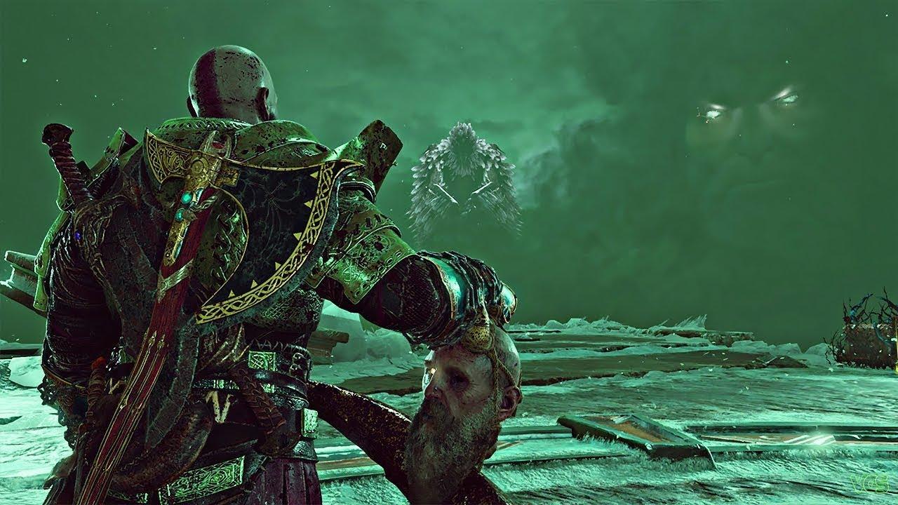 Download God of War - Kratos Travels Through Hel