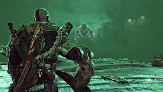 God of War - Kratos Travels Through Hel