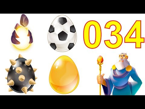 Dragon City Gameplay Tutorial Part 34 Level 24 [Got Soccer, Gold, High Nucleus, Hedgehog Dragon]