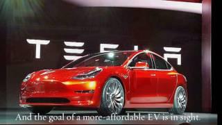 Tesla Model 3 Preview – HybridCars.com
