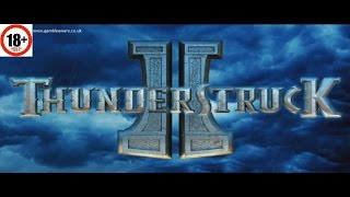 Thunderstruck II slot | ALL FEATURES + BIG WIN | Microgaming