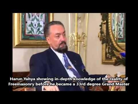 Harun Yahya's In-Depth Knowledge of Freemasonry (Before Becoming One)
