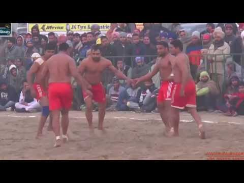 PANWAN (Dasuya) KABADDI CUP - 2014 || Academies Semi - Final & Final  Matches || HD || Part 2nd.