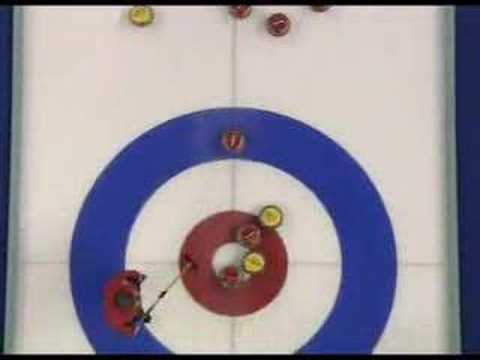 Curling: Mixed Doubles