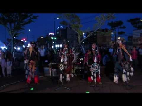 Equador Indigo Music in Pohang City, South Korea( 한국에서 듣는 인디안 뮤직)