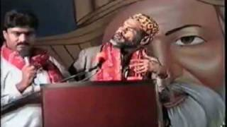 Shakir Shujabadi Live Stage Poetry (Saraiki Mushaira) Part 1