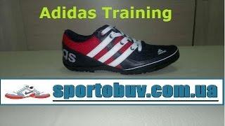 видео Новая модель кроссовок «Adidas» для бега!