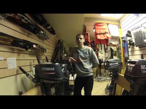 Как выбрать лодочный мотор