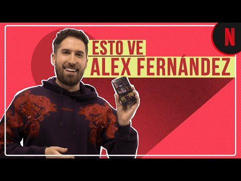 Las listas de Netflix de Alex Fernández
