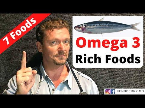 Omega-3 Fatty Acids: 7 Great Sources (Fix Your O6:O3 Ratio!)