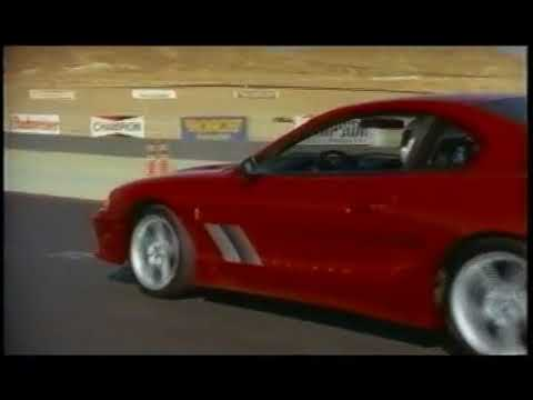 Vintage Saleen Mustang TV Commercial