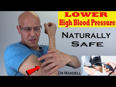 Miracle Acupressure Points to Lower High Blood Pressure Naturally Fast - Dr Alan Mandell, DC