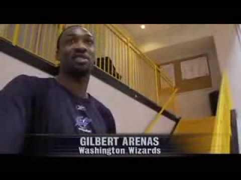 gilbert arenas art of shooting youtube