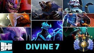 BLUE SPAN DIVINE 7 DOTA 2 STREAM