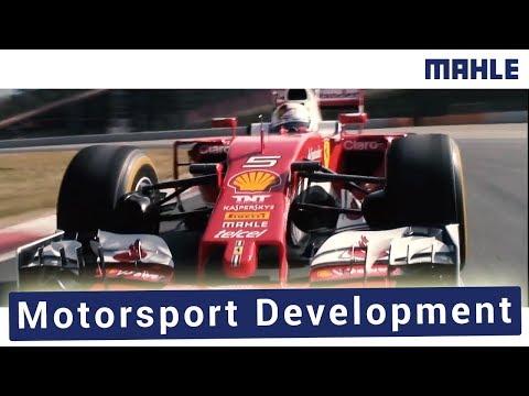 MAHLE: Motorsport Development For Formula 1