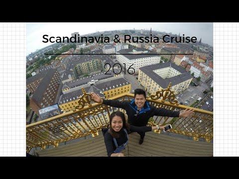 Russia & Scandinavia Cruise 2016