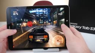 Samsung Galaxy Tab S3 Gaming Test | Best Gaming Tablet?