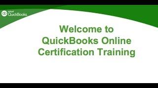 QuickBooks Online Certification 2015 Prep Webinar 021915