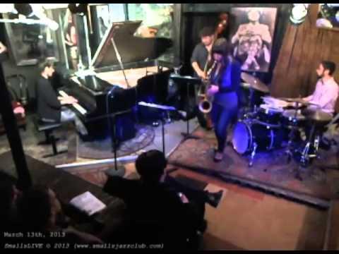 SIMONA PREMAZZI GROUP @ Smalls Jazz Club NY March 13.13