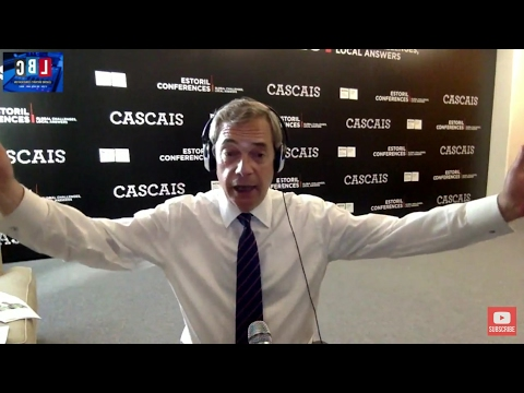 The Nigel Farage Show: The Best Manifesto. Live from Portugal LBC - 30th May 2017