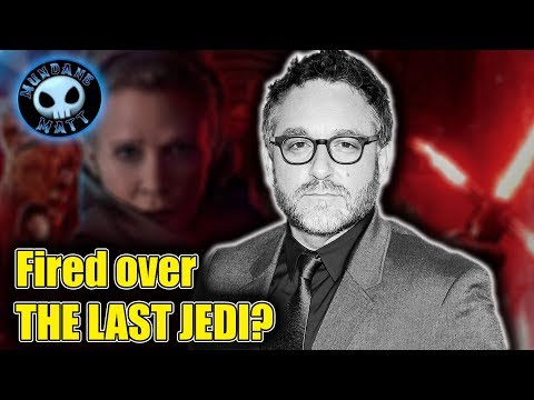 Did Trevorrow get fired because of THE LAST JEDI?