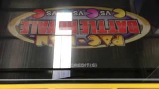 Pacman battle arcade machine