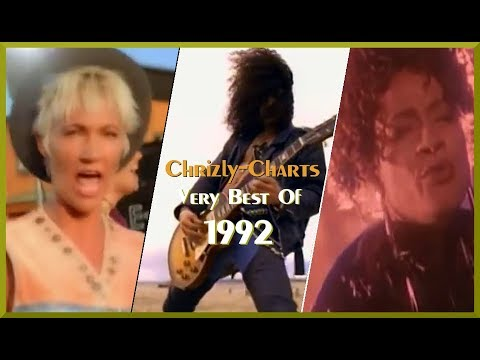 Chrizly-Charts TOP 50: The Very Best Of 1992