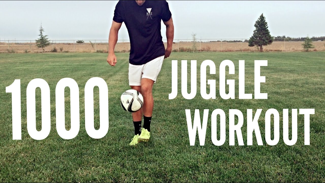The 1000 Juggle Workout Plan