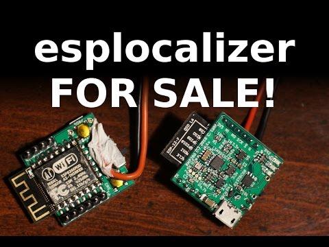 Battery + IMU + ESP = esplocalizer