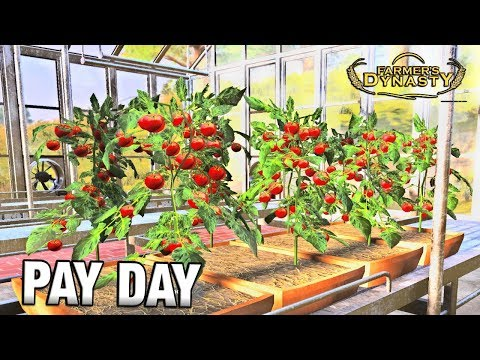 PAY DAY | Farmer's Dynasty Episode 28
