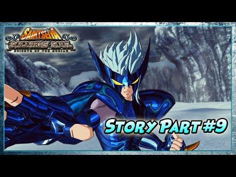 "Chapter ASGARD!! VS ""God Warriors"" THOR Dan FENRIR - Saint Seiya: Soldiers' Soul [STORY PART #9]"
