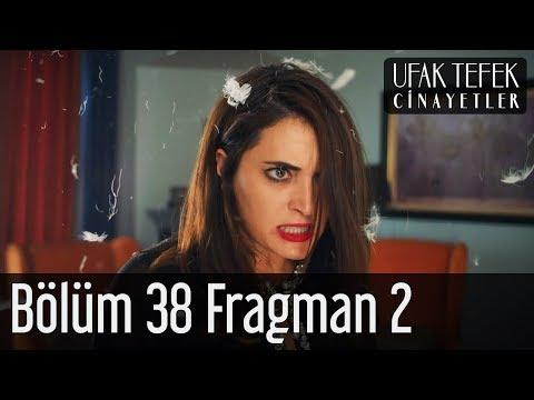Ufak Tefek Cinayetler 38. Bölüm 2. Fragman