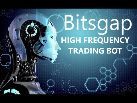 High frequency crypto trading bot