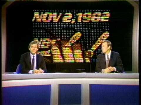 NBC - 1982 COMMERCIAL BREAKS - 1980s - 1980
