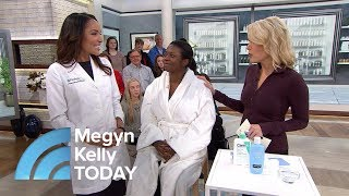 Sunscreen In Winter!? How To Protect Your Skin From The Cold | Megyn Kelly TODAY