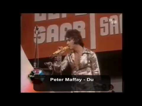 Peter Maffay - Du (video & Lyric)