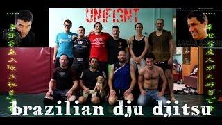 бразильское джиу джитсу(видео обзор)