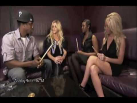 Ashley Roberts - Ambush Karaoke