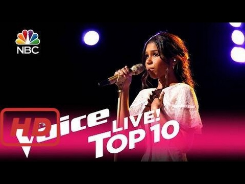 The voice 2017 america  The Voice 2017 Aliyah Moulden - Top 10:
