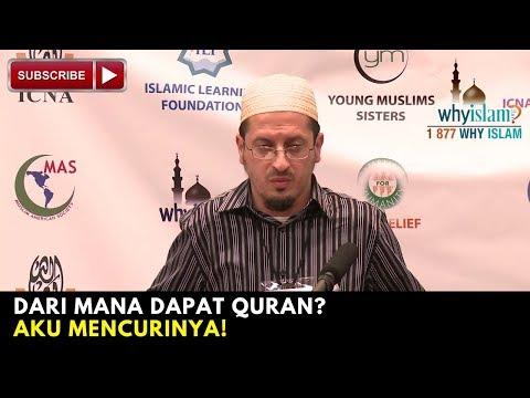 Belajar Islam Dari Quran Curian 💥 Mantan Anggota Gang Ini Sekarang Menjadi Imam Masjid Di Texas