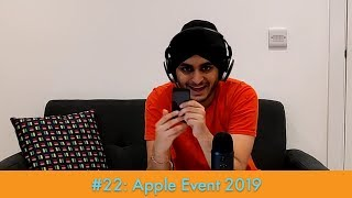 Episode 22: Apple Event 2019